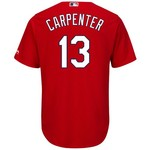 Majestic Men's St. Louis Cardinals Matt Carpenter #13 Replica Jersey