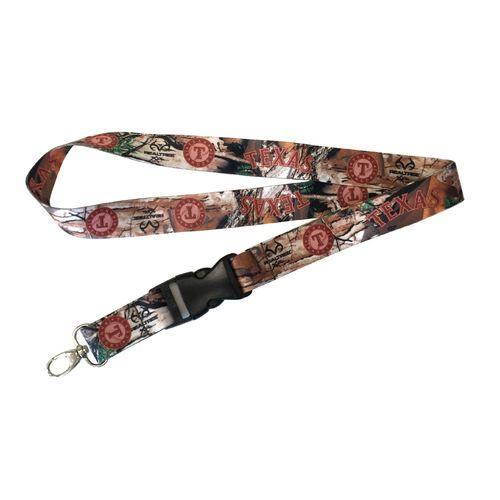 Pro Specialties Group Texas Rangers Lanyard - view number 1