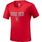 Colosseum Athletics Toddlers' Texas Tech University Dino League T-shirt