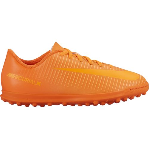 Nike Kids' Mercurial X Vortex III Turf Soccer Shoes