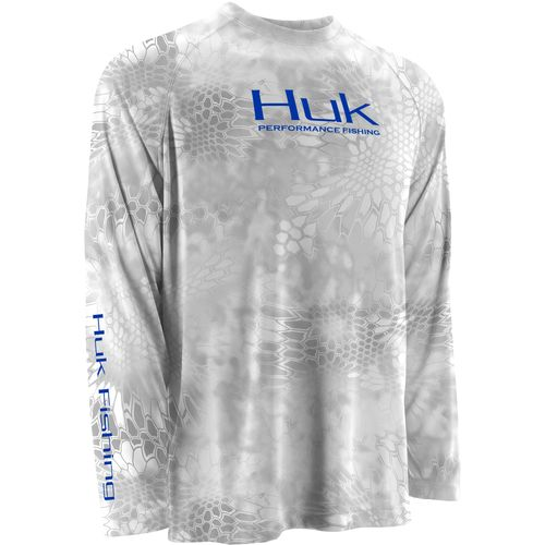 Huk Men's Kryptek Performance Raglan Long Sleeve Shirt