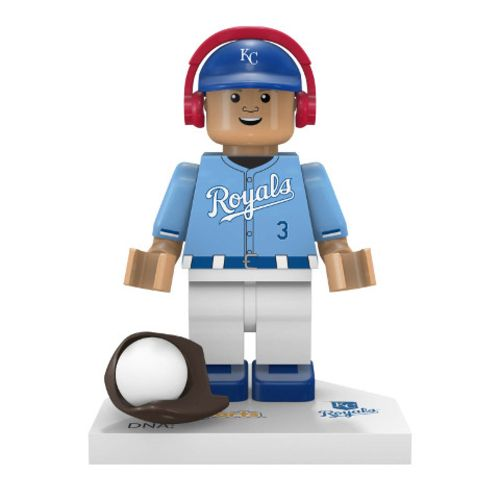 OYO Sports Kansas City Royals Ned Yost Generation 5 Minifigure