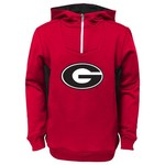NCAA Kids' University of Georgia Pullover Hoodie