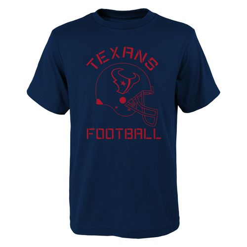 NFL Boys' Houston Texans Downhill Rusher T-shirt - view number 1