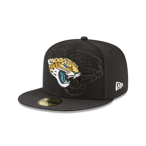 New Era Men's Jacksonville Jaguars 59FIFTY Onfield Sideline Cap