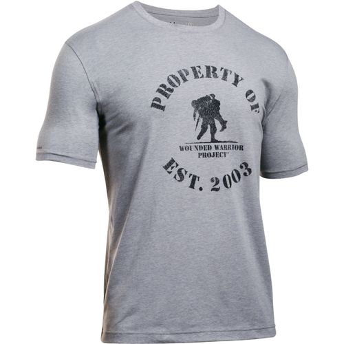 Under Armour™ Men's Property of WWP Charged Cotton®