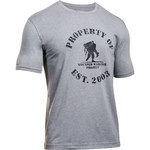 Under Armour™ Men's Property of WWP Charged Cotton® T-shirt