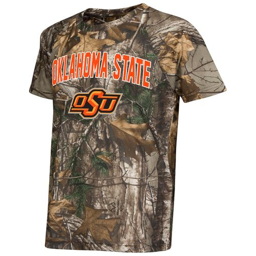 Colosseum Athletics™ Boys' Oklahoma State University Buckshot T-shirt