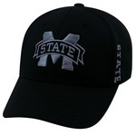 Top of the World Men's Mississippi State University Booster Plus Tonal Cap - view number 1