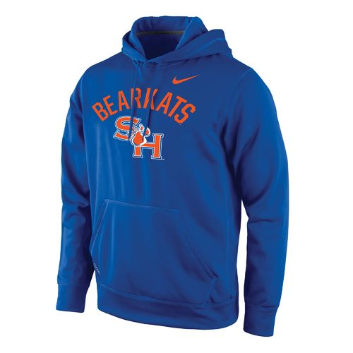 Nike™ Men's Sam Houston State University Therma-FIT Pullover Hoodie