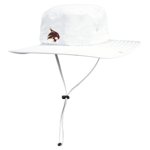adidas Men's Texas State University Safari Hat