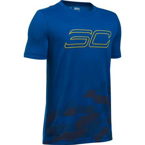 Under Armour™ Boys' SC30 Raise Up Short Sleeve