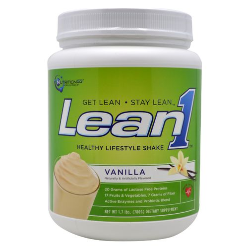 Nutrition53 Lean1 Protein Shake