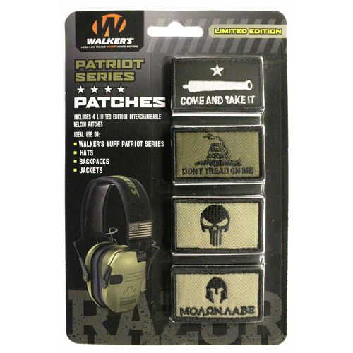 Display product reviews for Walker's Patriot Razor Muff Patch Kit