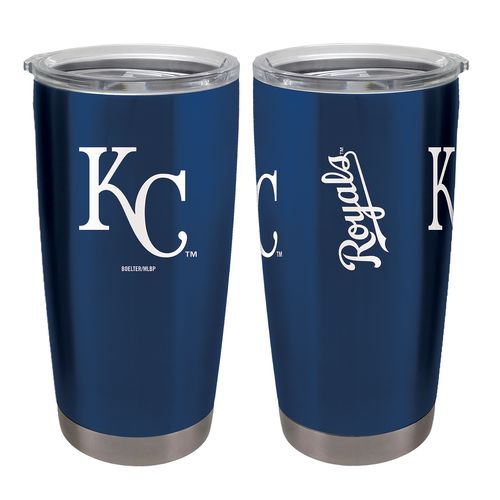 Display product reviews for Boelter Brands Kansas City Royals 20 oz. Ultra Tumbler