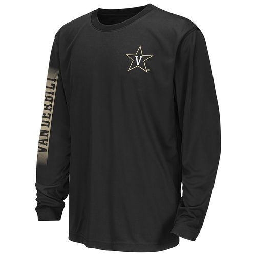 Colosseum Athletics™ Boys' Vanderbilt University Long Sleeve Shirt