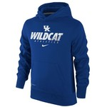 Nike Boys' University of Kentucky Therma-FIT KO Hoodie