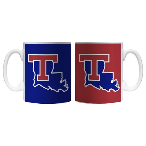 Boelter Brands Louisiana Tech University Home and Away Mug Set