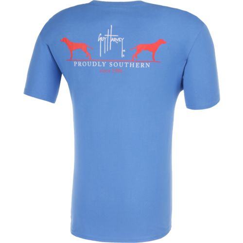 Guy Harvey Men's Fetch Pocket T-shirt