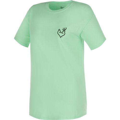 Browning Women's Native 2 Buckmark T-shirt - view number 2