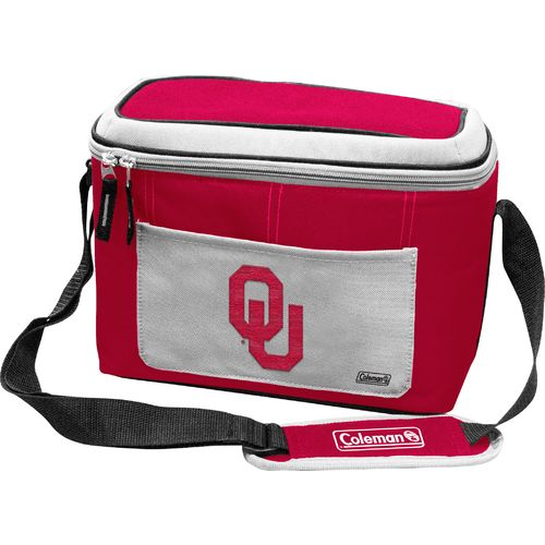 Coleman™ University of Oklahoma 9-Can Soft-Sided Cooler - view number 1