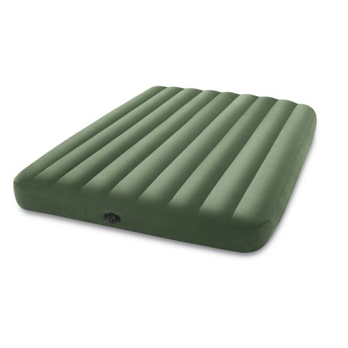 INTEX™ Dura-Beam Deluxe Queen-Size Airbed with Pump