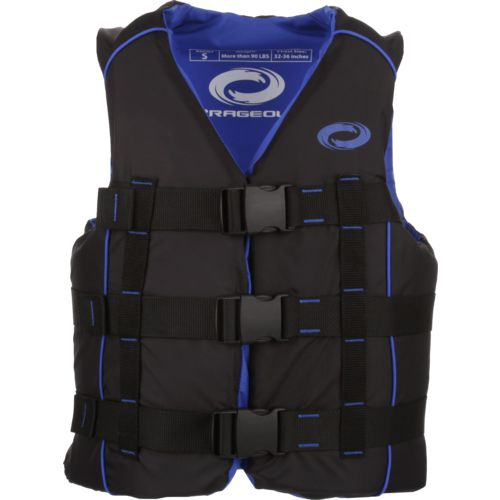 Display product reviews for O'Rageous Men's Nylon Life Vest