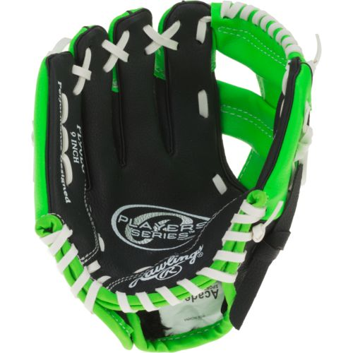 Rawlings Youth Player Basket Web 9 in Pitcher/Infield Glove Left-handed - view number 2