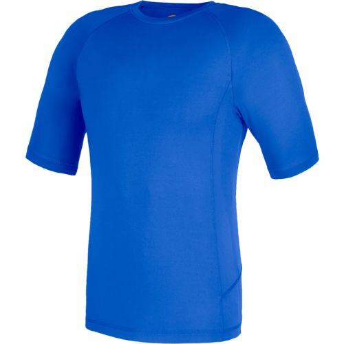 O'Rageous Men's Short Sleeve Raglan Rash Guard