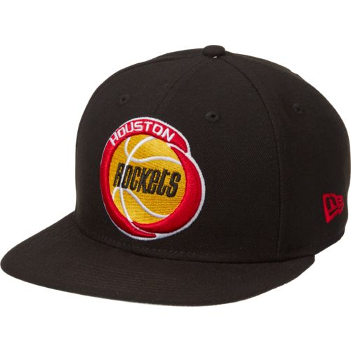 New Era Men's Houston Rockets 9FIFTY® State Clip Snap Cap