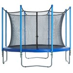 Upper Bounce® 8-Pole Trampoline Enclosure Set for 12' Round Frames with 4 or 8 W-Shape Legs - view number 6