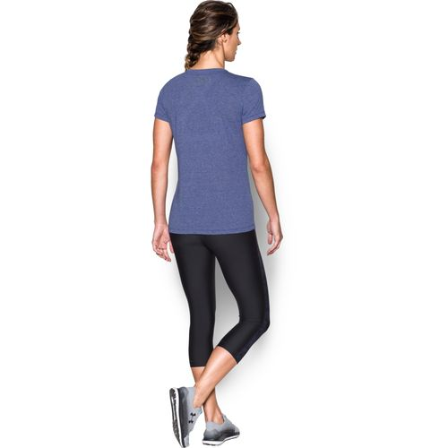 Under Armour Women's Threadborne Train Twist V-neck T-shirt - view number 5