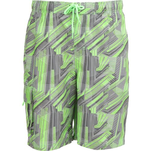 O'Rageous Men's Geo Line E Boardshort