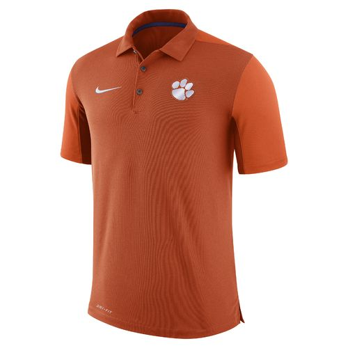 Nike Men's Clemson University Team Issue Polo Shirt