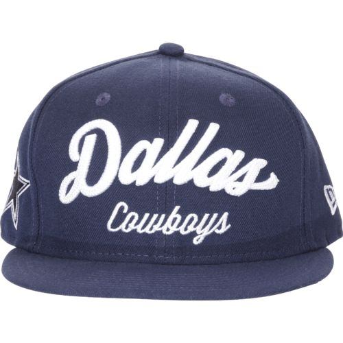 New Era Men's Dallas Cowboys City Stitcher 9FIFTY® Cap