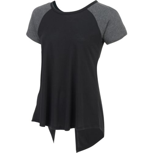 BCG Women's Lifestyle Warrior Open Back T-shirt