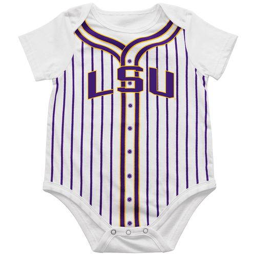 Colosseum Athletics™ Infant Boys' Louisiana State University Fastball Onesie