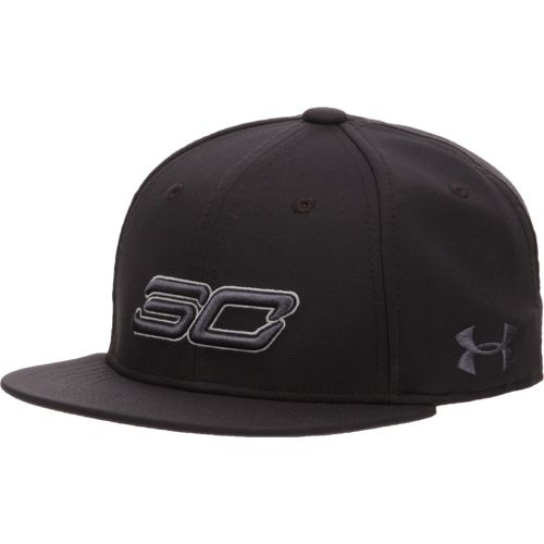 Under Armour Boys' SC30 Core Snapback Cap - view number 2