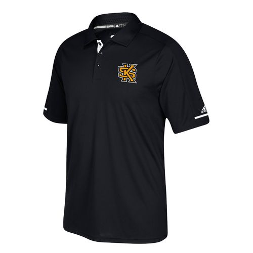 adidas Men's Kennesaw State University climachill Polo Shirt