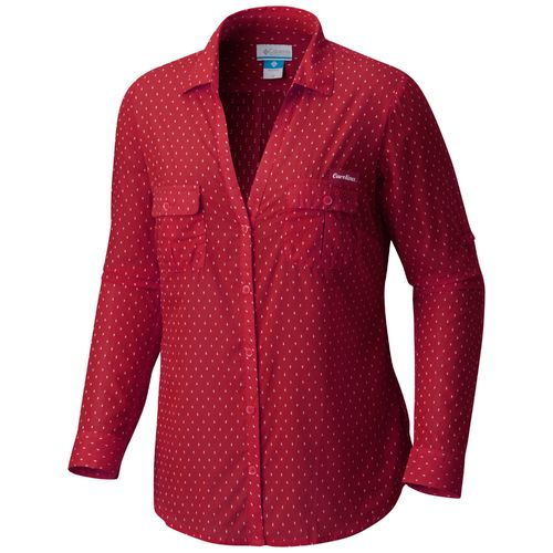 Columbia Sportswear Women's University of South Carolina Sun Drifter Button Down Shirt