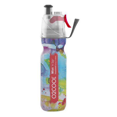O2 COOL Insulated ArcticSqueeze Mist 'N Sip 20 oz Water Bottle - view number 1