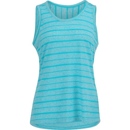 Display product reviews for BCG Women's Lifestyle Striped Muscle Tank Top