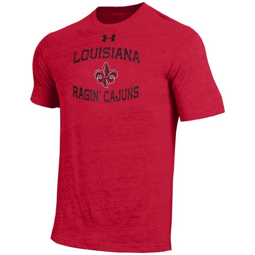 Under Armour Men's University of Louisiana at Lafayette Legacy T-shirt