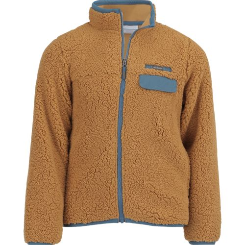 Columbia Sportswear Boys' Mountain Side Heavyweight Fleece Jacket