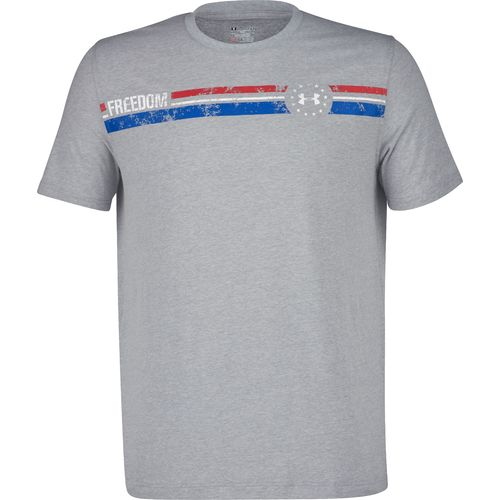 Under Armour Men's Freedom Stripes Short Sleeve T-shirt - view number 1