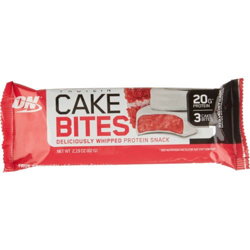 Optimum Nutrition Cake Bites 12-Pack - view number 1