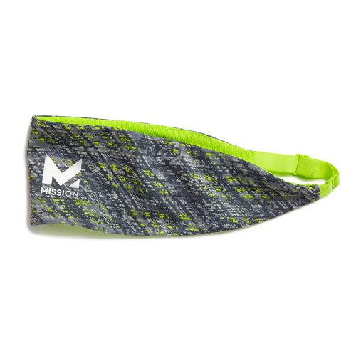 Display product reviews for MISSION Adults' EnduraCool Reversible Cooling Headband