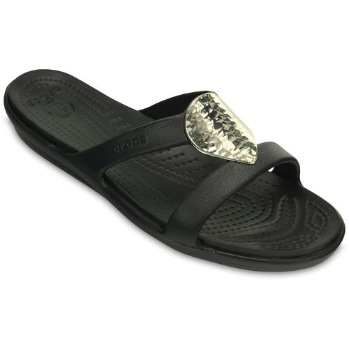 Crocs Women's Sanrah Embellished Sandals - view number 2