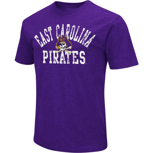 Colosseum Athletics Men's East Carolina University Vintage T-shirt
