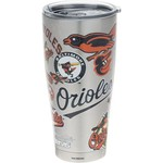 Tervis Baltimore Orioles All Over 30 oz Stainless-Steel Tumbler - view number 1